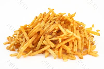 heap of French fries