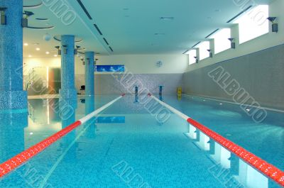 sport swimming-pool two roads