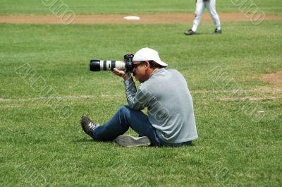 Sports Photographer