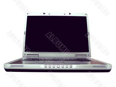 computer - laptop black screen