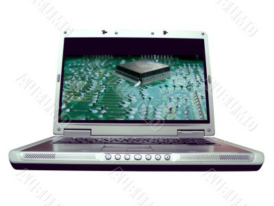 computer - laptop technology