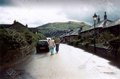 Luss Village Loch Lomond Scotland