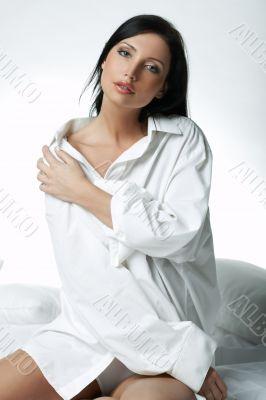White XXL Shirt