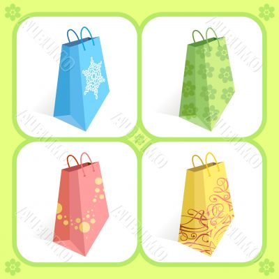 Shopping Bags / vector