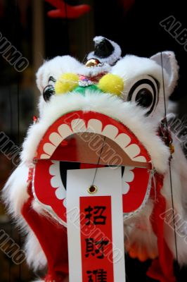 Chinese New Year Dragon Puppets