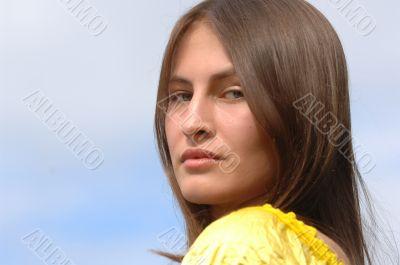 Gorgeous Supermodel