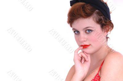 Gorgeous Teenage Model