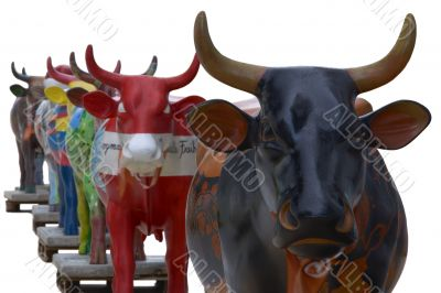 Artificial Life Sjzed Cows