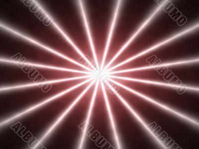 16 point starburst