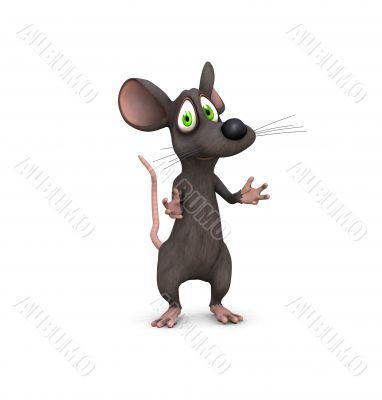 mouse pleading