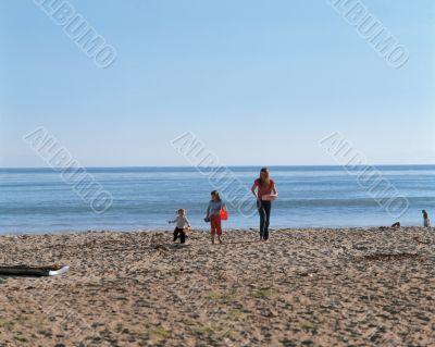 Coastal Sea