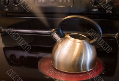 pot steaming