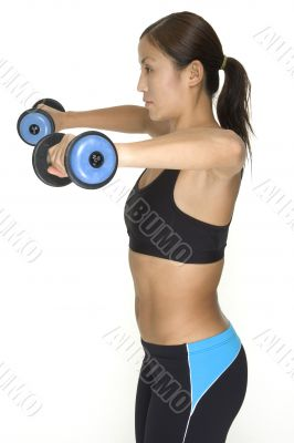 Dumbbell Lateral Raise 6