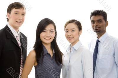 Diverse Business Team 4