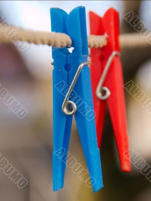Clothes-pegs