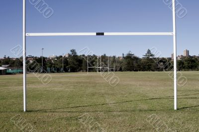 Rugby Field - Goal
