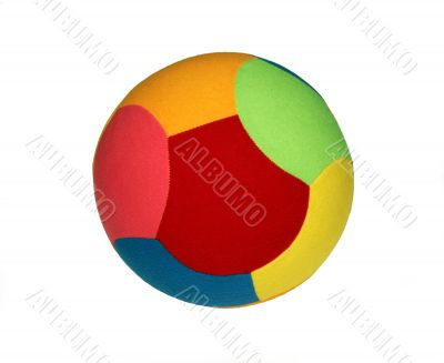 Colourful Toy Ball