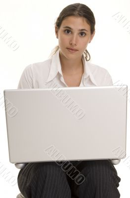 Laptop User
