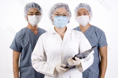 Group Medical Team