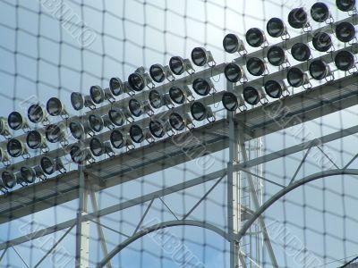 Baseball Stadium Lights