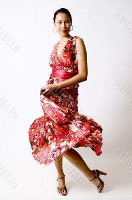 Modeling Dress