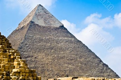 Second Great Egyptian Pyramid