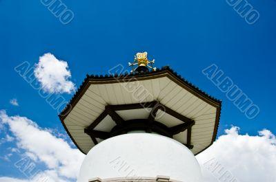Buddhist Peace Pagoda