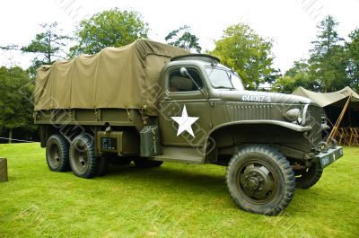 WWII Transport Vehicle - TRuck