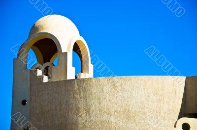 Mediterranean Islamic Building