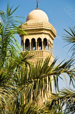 Islamic Minaret - Religious Mosque