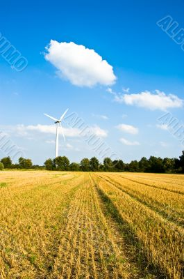 Environmental Energy Windmill