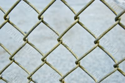 Wire Mesh Chainlink Fence