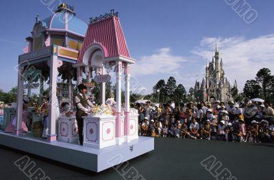 Theme Park Parade