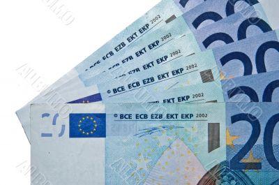 Cash Money - Euro Bills