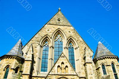 Christian Chapel - Religious Building