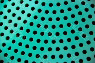 Green Hole Pattern