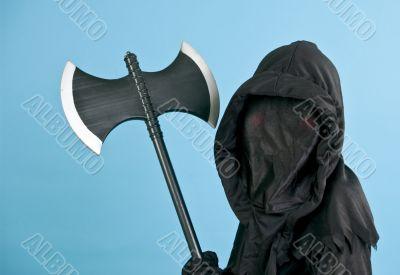 Spooky Black Costume