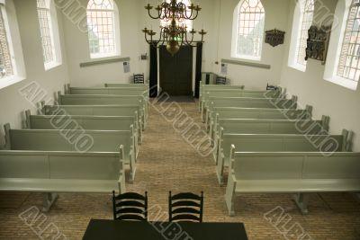 Little romantic church