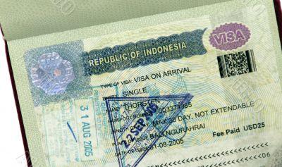 Indonesian Visa