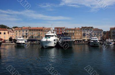 Saint Tropez quay 2