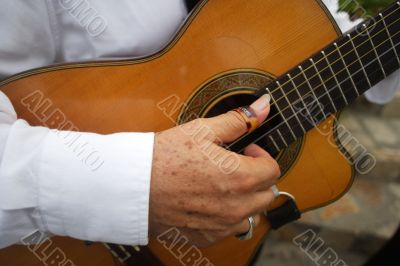 guitar, music, mexico, man, play