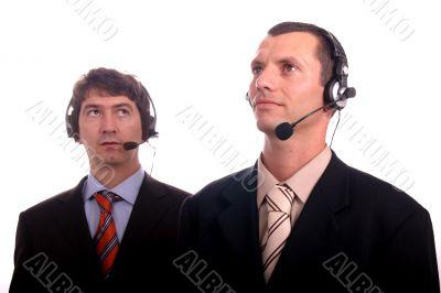 boys in call center