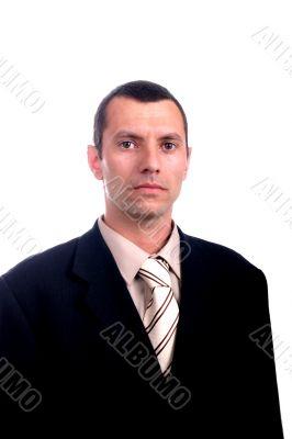 business man boss