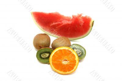 fruits and vitamins healthy