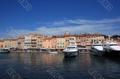 Saint Tropez quay 3