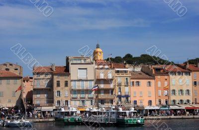 Saint Tropez quay 4