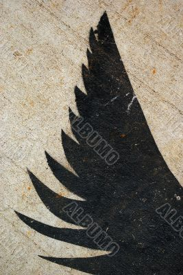 Urban Textures: Wing