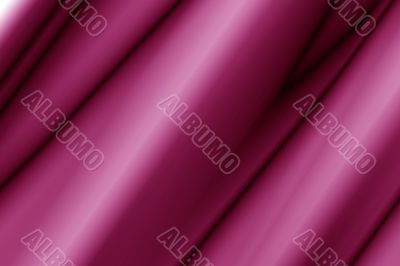 Pink Fabric Abstract