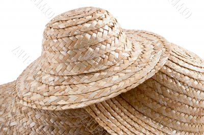 straw hat collection #2