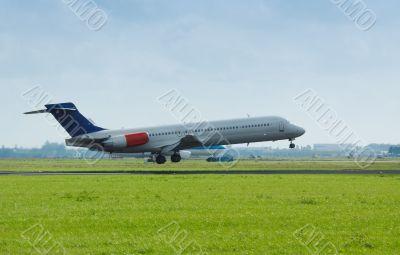 aircraft approaching